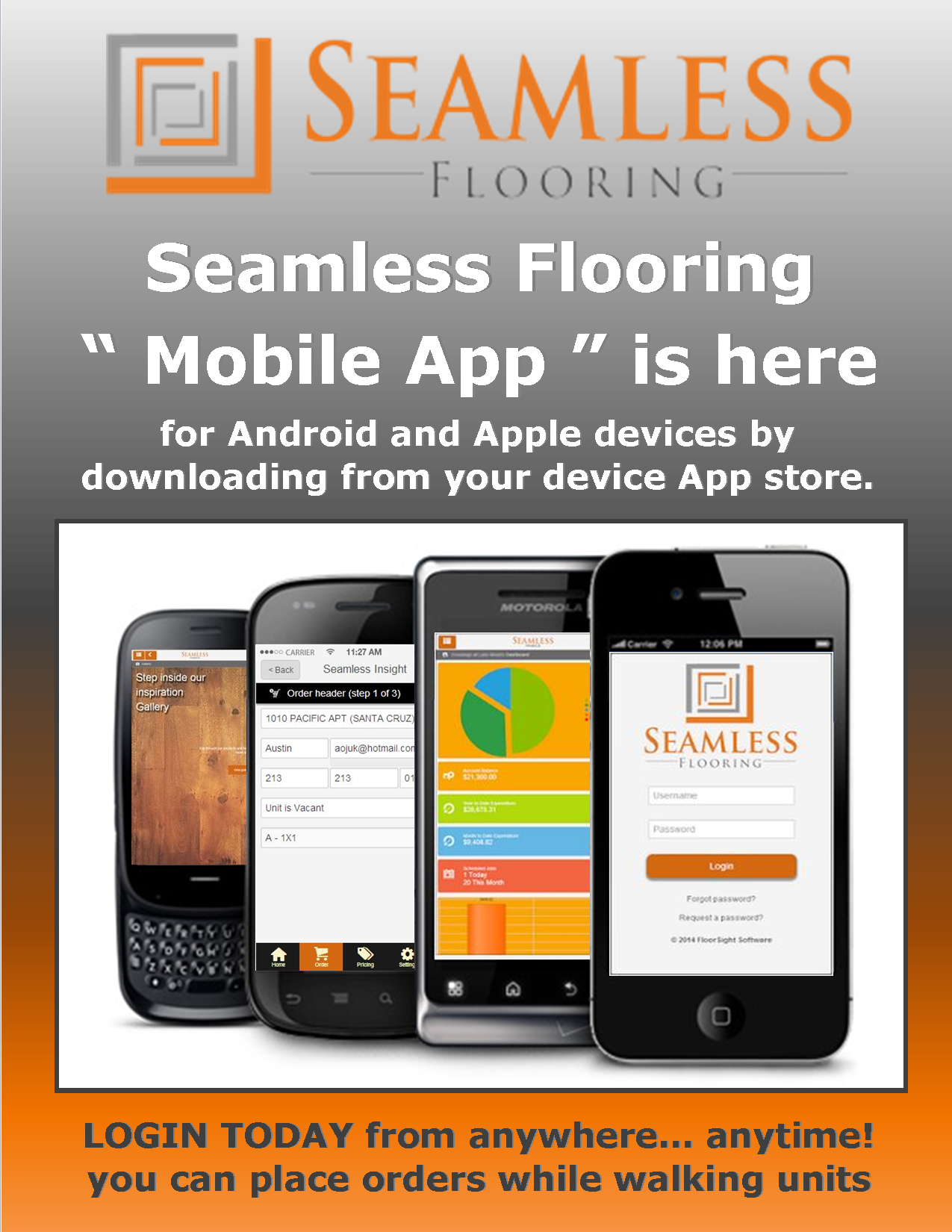 Seamless Flooring Llc New Technology
